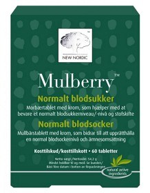 Bild på Mulberry 60 tabletter
