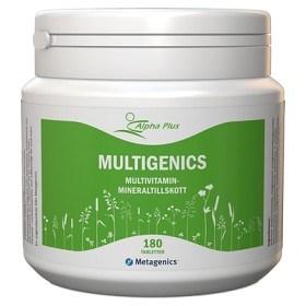 Bild på Multigenics 180 tabletter