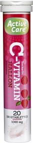 Bild på C-vitamin Hallon 20 brustabletter