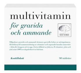Bild på Multivitamin för gravida och ammande 90 st