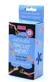Bild på Nail Polish Remover Wipes 10 st