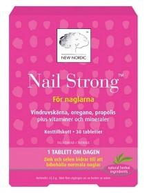 Bild på Nail Strong 30 tabletter