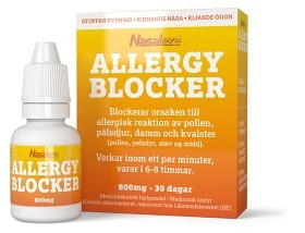 Bild på Nasaleze Allergy Blocker 800 mg