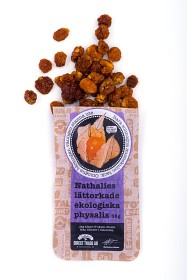 Bild på Nathalies Lättorkade Physalis 35 g
