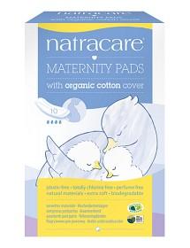 Bild på Natracare Förlossningsbinda 10 st