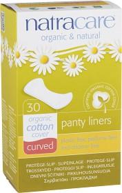 Bild på Natracare Panty Liner Curved 30 st
