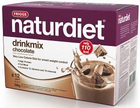 Bild på Naturdiet Drinkmix Choklad 12 portioner