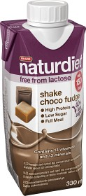 Bild på Naturdiet Free Laktosfri Shake Choco Fudge 330 ml