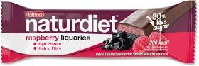 Bild på Naturdiet Mealbar Raspberry Liquorice 56 g