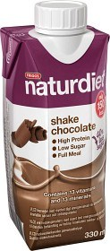 Bild på Naturdiet Shake Chocolate 330 ml