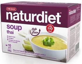 Bild på Naturdiet Thaisoppa 10 portioner