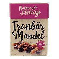 Bild på Naturens Energi Tranbär & Mandel 30 g