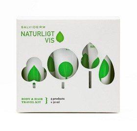 Bild på Naturligtvis Body & Hair Travel Kit 5x30 ml