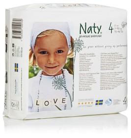 Bild på Naty Blöjor stl 4 Maxi 27 st
