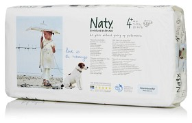 Bild på Naty Blöjor stl 4+ Maxi+ ekonomipack 44 st