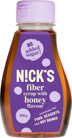 Bild på Nicks Fiber Syrup Honey 300 g