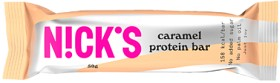 Bild på Nicks Protein Bar Caramel 50 g