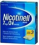 Bild på Nicotinell, depotplåster 7 mg/24 timmar 7 st