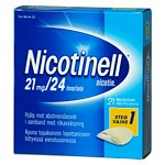Bild på Nicotinell, depotplåster 21 mg/24 timmar 21 st