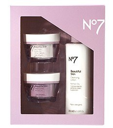 Bild på No7 Beautiful Skin Trio Gift Set