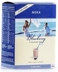 Bild på Noka Milkshake Blåbär 15 portioner