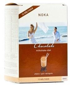 Bild på Noka Milkshake Choklad 15 portioner