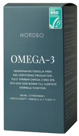 Bild på Nordbo Omega-3 ASC 200 ml