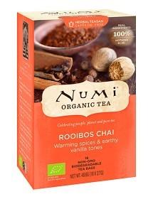 Bild på Numi Organic Tea Rooibos Chai 18 st