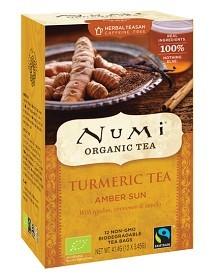 Bild på Numi Organic Tea Turmeric Amber Sun 12 st
