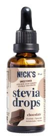Bild på Nicks Stevia Drops Chocolate 50 ml