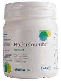 Bild på Nutrimonium 560 g