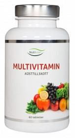Bild på Nutrivian Multivitamin 60 tabletter
