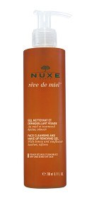 Bild på Nuxe Reve de Miel Face Cleansing and Make-Up Removing Gel 200 ml