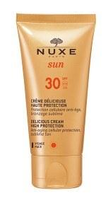 Bild på Nuxe SUN Delicious Cream Face SPF 30