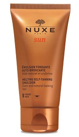 Bild på NUXE SUN Melting Self-Tanning Emulsion Face 50 ml