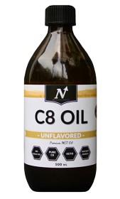 Bild på Nyttoteket C8 Oil 500 ml