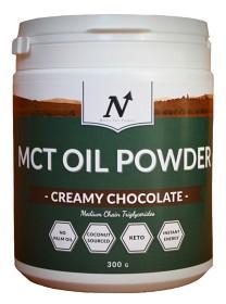 Bild på Nyttoteket MCT Oil Powder Creamy Chocolate 300 g
