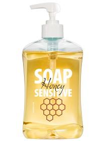 Bild på Soap Sensitive Honey 500 ml