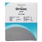 Bild på Oftagel, ögongel 2,5 mg/g 3 x 10 gr