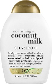 Bild på OGX Coconut Milk Shampoo 385 ml