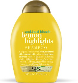 Bild på OGX Lemon Highlights Shampoo