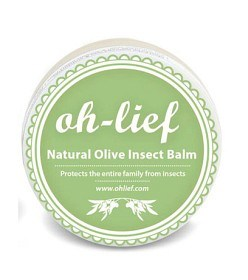 Bild på Oh-Lief Baby Insect Balm 125g
