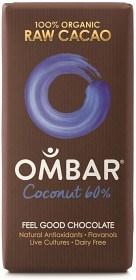 Bild på Ombar Coconut 60% 35 g