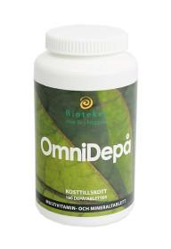 Bild på Omnidepå 180 tabletter