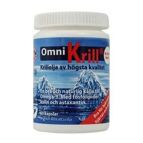 Bild på OmniKrill 60 kapslar