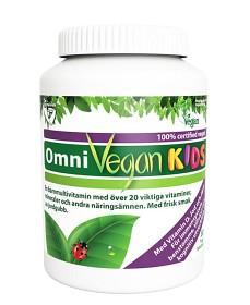 Bild på OmniVegan Kids 80 tuggtabletter