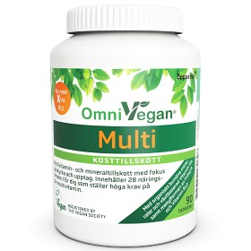 Bild på OmniVegan Multi 90 tabletter