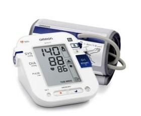 Bild på Omron Blodtrycksmätare M10-IT Överarm