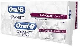 Bild på Oral-B 3D White Luxe Glamorous White 75 ml
