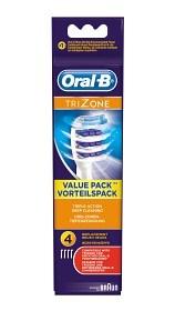 Bild på Oral-B TriZone borsthuvud 4 st